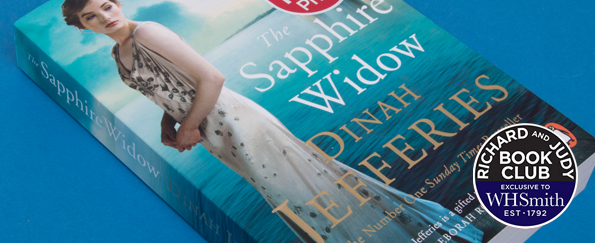 Dinah Jefferies: What Inspired Me to Write The Sapphire Widow
