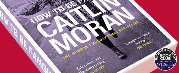 Richard and Judy Introduce How to be Famous by Caitlin Moran