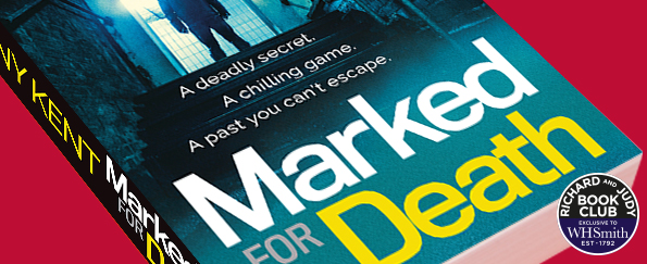 Richard and Judy Introduce Marked for Death by Tony Kent