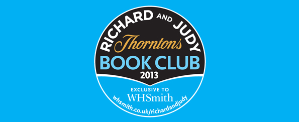 Richard and Judy announce the Autumn Book Club