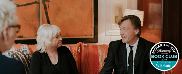 Behind the Scenes of the Richard and Judy Spring 2016 Podcasts