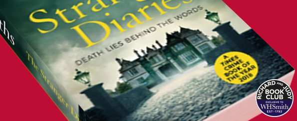 Richard and Judy Introduce The Stranger Diaries by Elly Griffiths