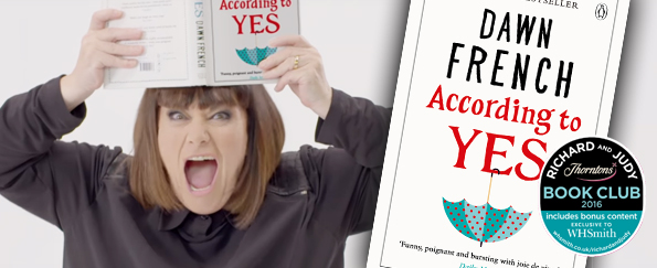 Richard and Judy Interview: Dawn French on According to Yes