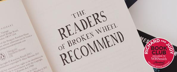Katarina Bivald on Books and People