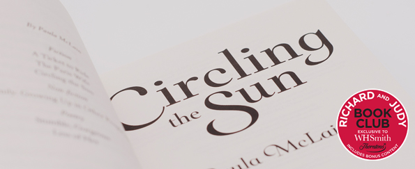 Richard and Judy Podcast: Paula McLain discusses Circling the Sun