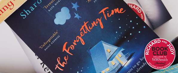 Exclusive! Deleted Scene from The Forgetting Time By Sharon Guskin