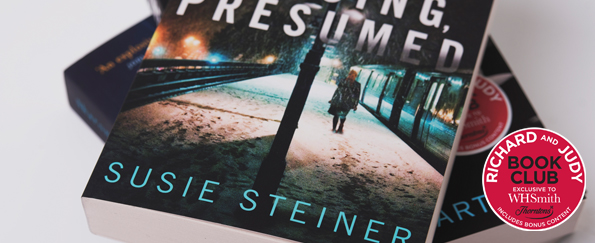 Susie Steiner: My Top Five Writing Tips