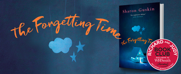 Read an Extract from The Forgetting Time by Sharon Guskin