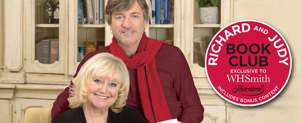 The Richard and Judy Book Club Autumn 2016 Welcome