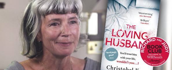 Richard and Judy Interview: Christobel Kent on The Loving Husband