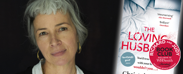 Book Club Questions for The Loving Husband by Christobel Kent