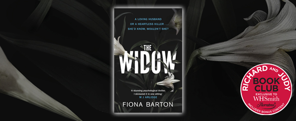 Read an Extract from The Widow by Fiona Barton