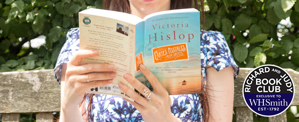 Victoria Hislop: Finding the Right Notebook