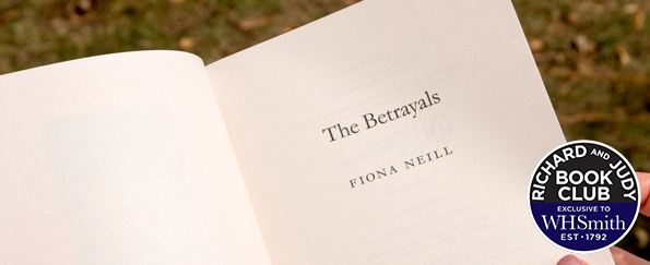 Read an Extract from The Betrayals by Fiona Neill