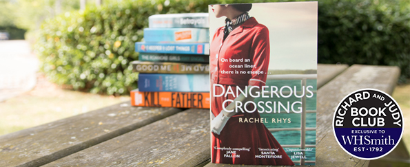 Richard and Judy Introduce Dangerous Crossing by Rachel Rhys