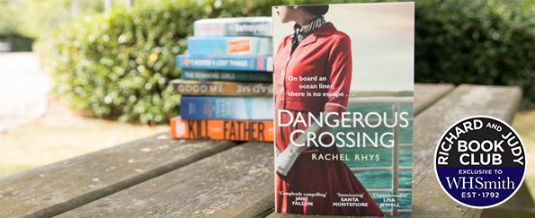 Richard and Judy Introduce Dangerous Crossing by Rachel Rhys