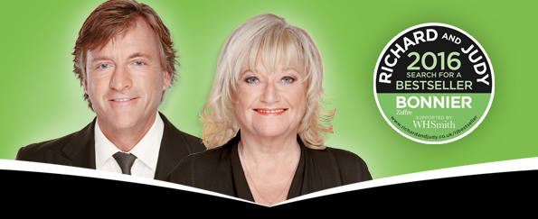 Richard and Judy Search for a Bestseller 2016