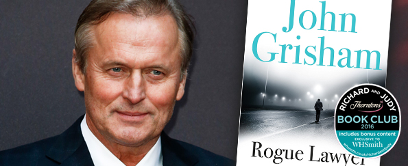 Read an extract from Rogue Lawyer by John Grisham