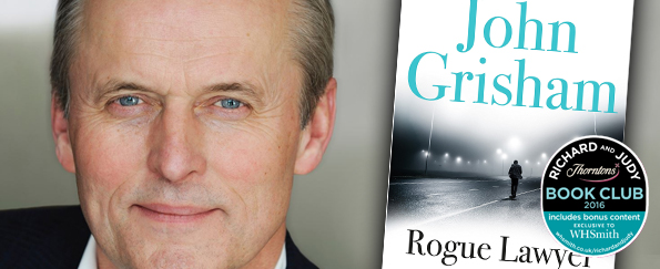 Richard and Judy Interview: John Grisham on Rogue Lawyer
