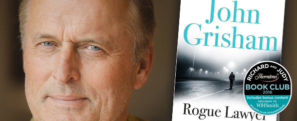 Book Club Questions for Rogue Lawyer by John Grisham