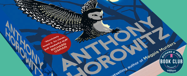 Richard & Judy Introduce Moonflower Murders by Anthony Horowitz