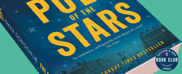 Richard & Judy Introduce The Pull of Stars by Emma Donoghue