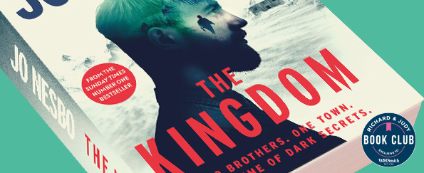 Richard & Judy Introduce The Kingdom by Jo Nesbo