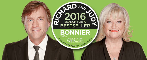 Richard and Judy Search for a Bestseller 2016: The Shortlist