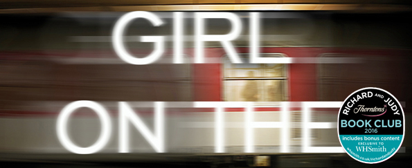 Richard and Judy Review: The Girl on the Train by Paula Hawkins