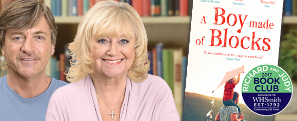 Richard and Judy Review: A Boy Made of Blocks by Keith Stuart