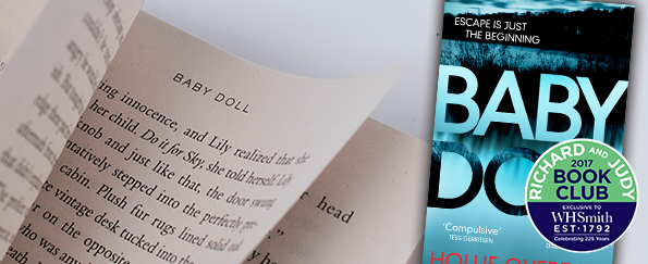 Book Club Questions for Baby Doll by Hollie Overton