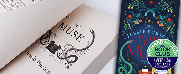 Book Club Questions for The Muse by Jessie Burton