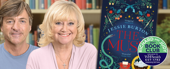 Richard and Judy Review: The Muse by Jessie Burton