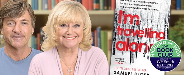 Richard and Judy Review: I'm Travelling Alone by Samuel Bjork