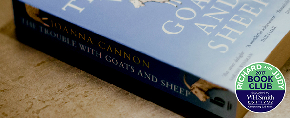 Richard and Judy Podcast: Joanna Cannon discusses The Trouble with Goats and Sheep