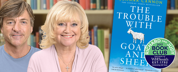 Richard and Judy Review: The Trouble with Goats and Sheep by Joanna Cannon
