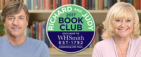The Richard and Judy Book Club Spring 2017 Welcome