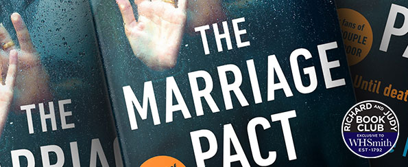 Richard and Judy Introduce The Marriage Pact by Michelle Richmond