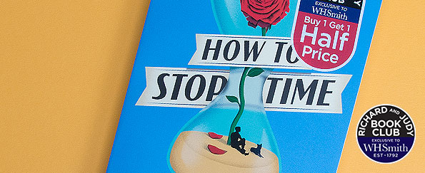 Exclusive! Read a Bonus Chapter from How to Stop Time by Matt Haig