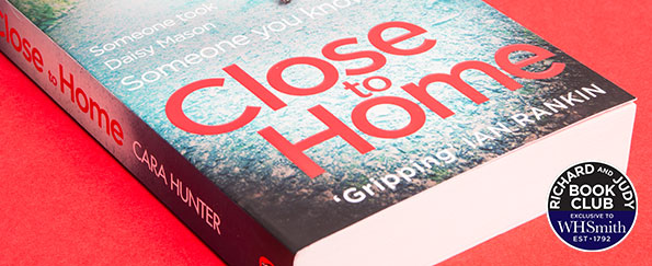 An Exclusive Interview with Cara Hunter on Close to Home