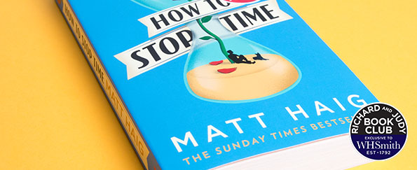 An Exclusive Interview with Matt Haig on How to Stop Time