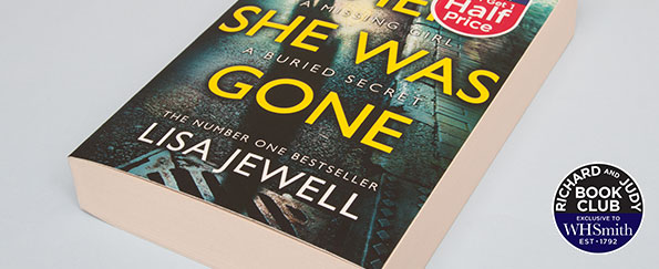 An Exclusive Interview with Lisa Jewell on Then She Was Gone