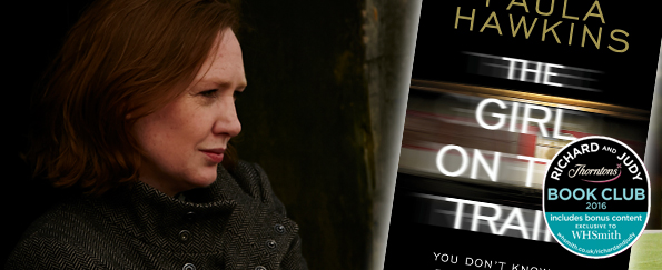 Richard and Judy Podcast: Paula Hawkins discusses The Girl on the Train