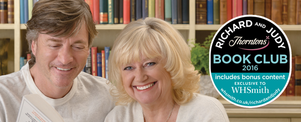 The Richard and Judy Book Club Summer 2016 - Welcome