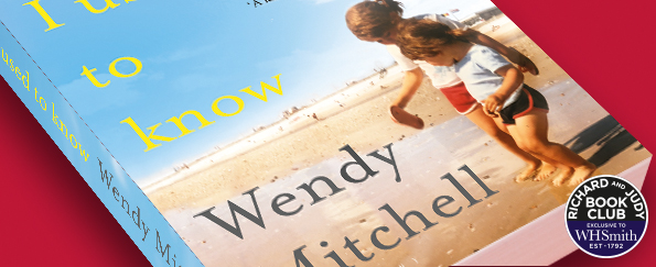 Richard and Judy Introduce Somebody I Used to Know by Wendy Mitchell