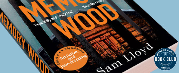 Richard & Judy Introduce The Memory Wood by Sam Lloyd