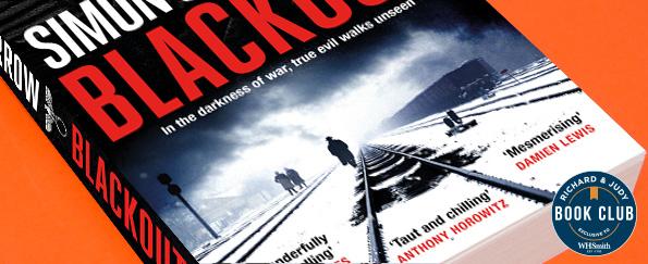 Richard & Judy Introduce Blackout by Simon Scarrow