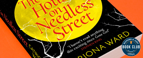 Richard & Judy Introduce The Last House on Needless Street by Catriona Ward