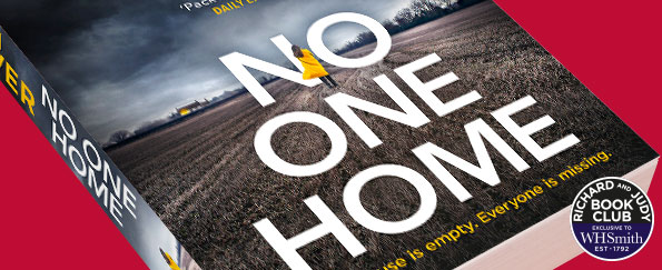 Richard and Judy Introduce No One Home by Tim Weaver