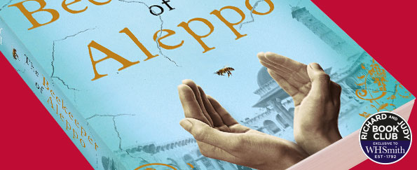 Richard and Judy Introduce The Beekeeper of Aleppo by Christy Lefteri